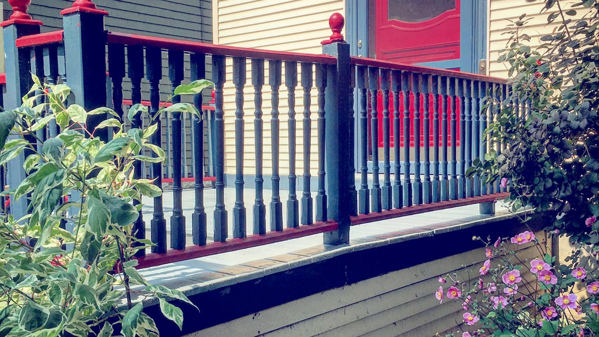 Highland Porch, Preferred Services of WNY; Buffalo NY 2017