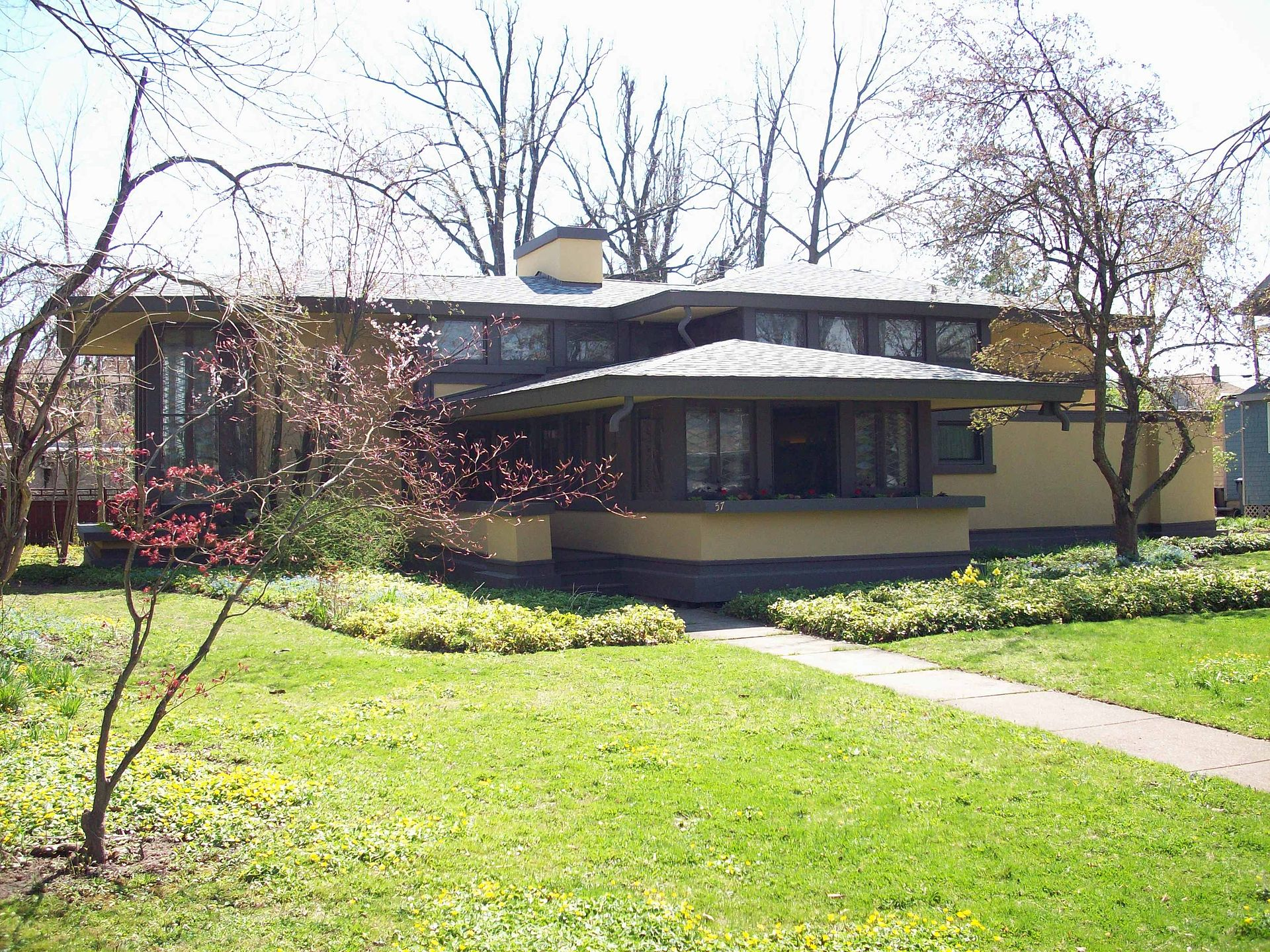 The Walter V. Davidson House 2009