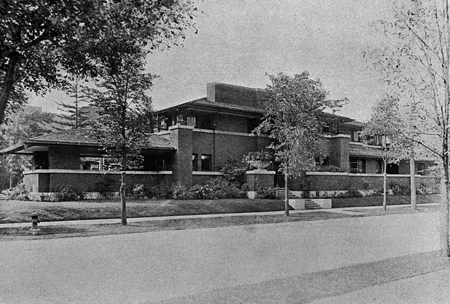 William R. Heath House 1937